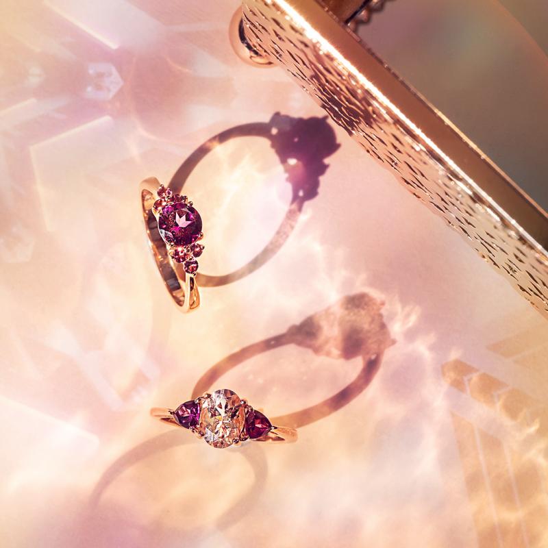 pierścionek-z-różowego-złota-z-rodolitem-i-turmalinami-passion