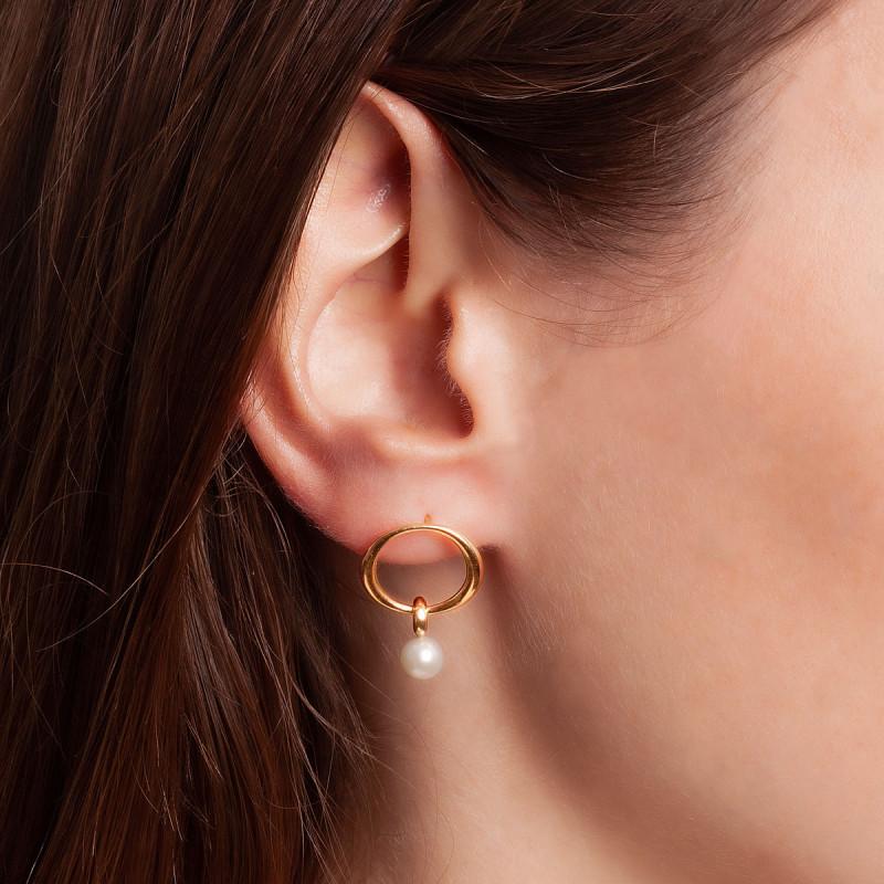 kolczyki-pozłacane-z-perłami-pearls-