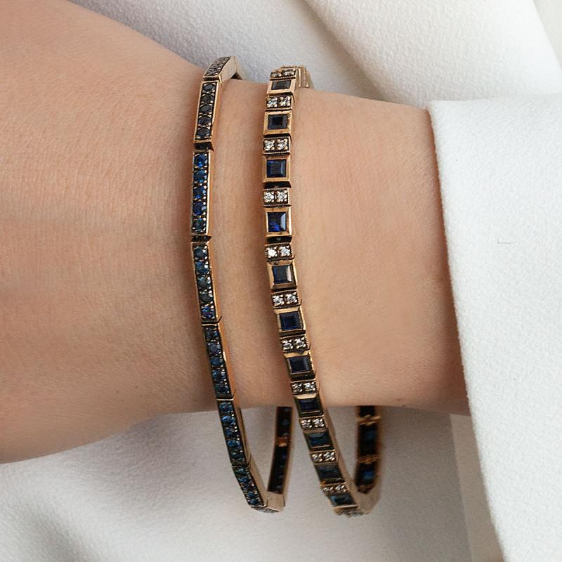 bransoletka-złota-z-diamentami-i-szafirami-kolekcja-wiktoriańska
