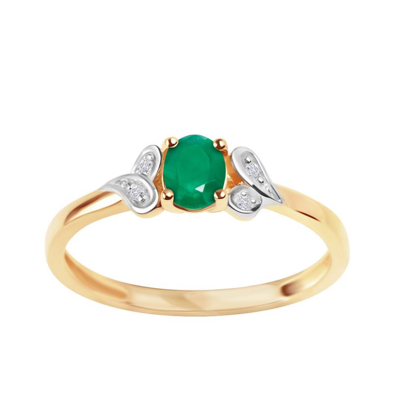 pierścionek-złoty-z-diamentami-i-szmaragdem
