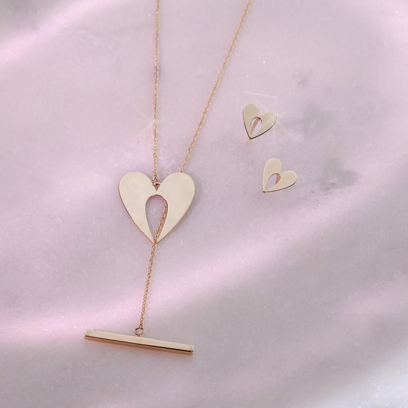 kolczyki-złote-serca-sweet-love