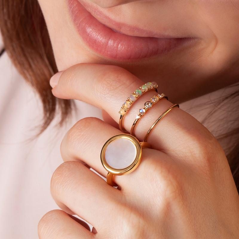 pierścionek-pozłacany-z-masą-perłową-medaliony