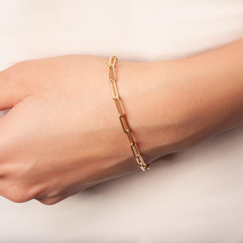 bransoletka-złota-