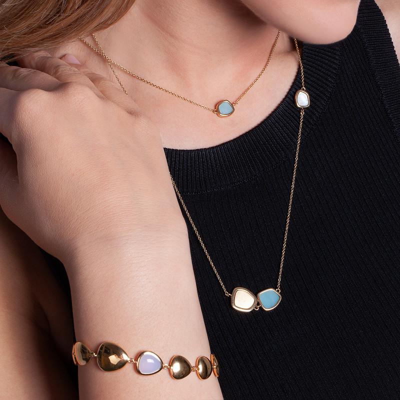 naszyjnik-złoty-z-amazonitem-i-masą-perłową
