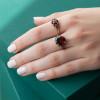 pierścionek-złoty-z-granatem-i-diamentami-kolekcja-wiktoriańska-2