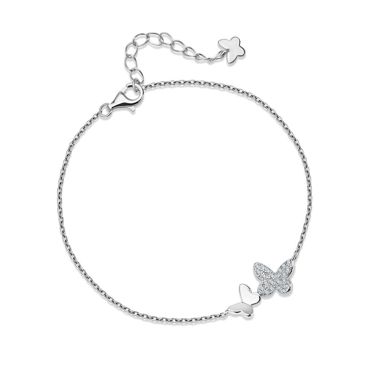 2ec2a8be29004c Molly - srebrna bransoletka (ABHG045 - 29471)