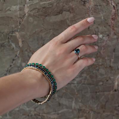 kolekcja-wiktoriańska-bransoletka-złota-z-diamentami-i-szmaragdami-4