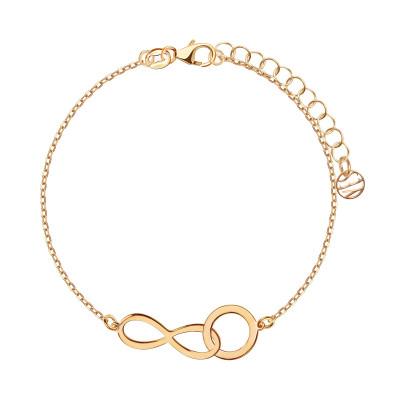 bransoletka-pozłacana-nieskończoność-simple--1