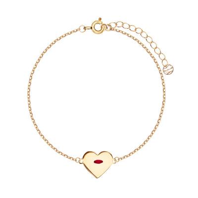 bransoletka-srebrna-pokryta-złotem-ze-sznurkiem-serce-simple--1