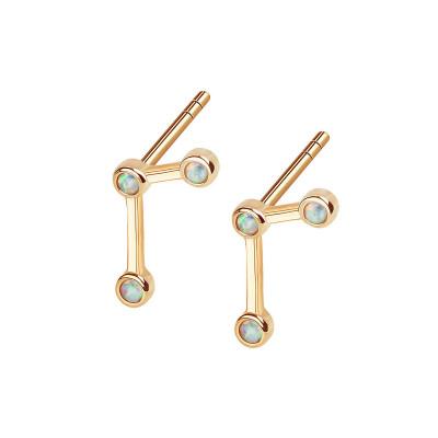kolczyki-pozłacane-z-opalami-zodiak-1