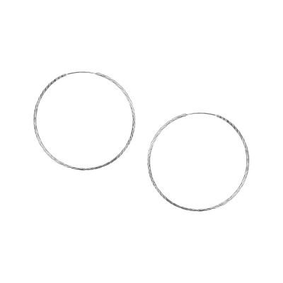 kolczyki-srebrne-koła-simple-1
