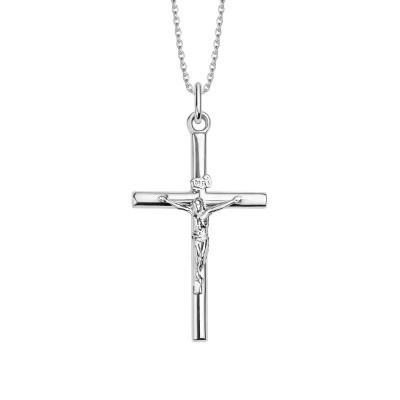 zawieszka-srebrna-krzyżyk-1