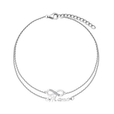 bransoletka-srebrna-z-cyrkoniami-nieskończoność-mini-1