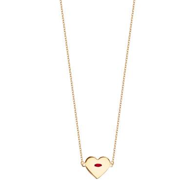 naszyjnik-srebrny-pokryty-złotem-ze-sznurkiem-serce-simple--1