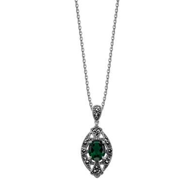 naszyjnik-srebrny-z-markazytami-i-kwarcem-1