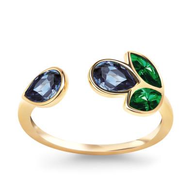 pierścionek-pozłacany-z-kryształami--pavoni-1