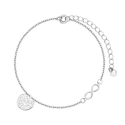 bransoletka-srebrna-nieskończoność-1