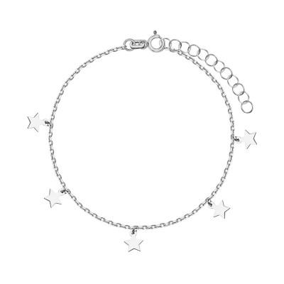 bransoletka-srebrna-gwiazdy-1