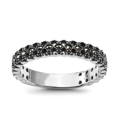 srebrny-pierścionek-z-markazytami-1