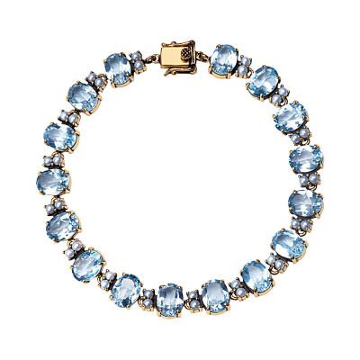 bransoletka-złota-z-topazami-i-perłami-kolekcja-wiktoriańska--1