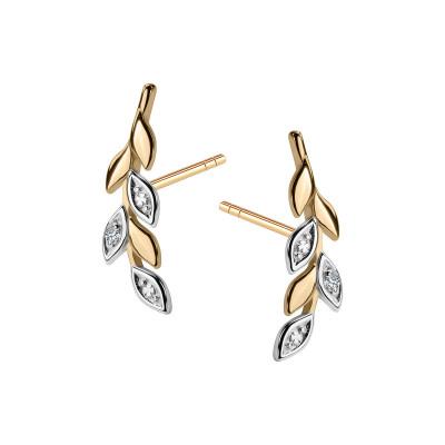 kolczyki-z-dwukolorowego-złota-z-diamentami-1