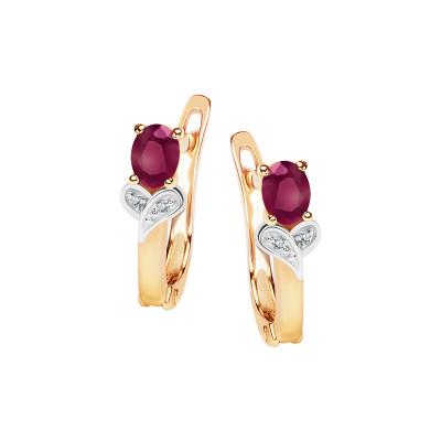 kolczyki-z-dwukolorowego-złota-z-diamentami-i-rubinami-1