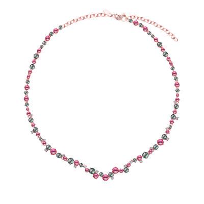 naszyjnik-z-różowego-złota-z-diamentami-i-turmalinami-1