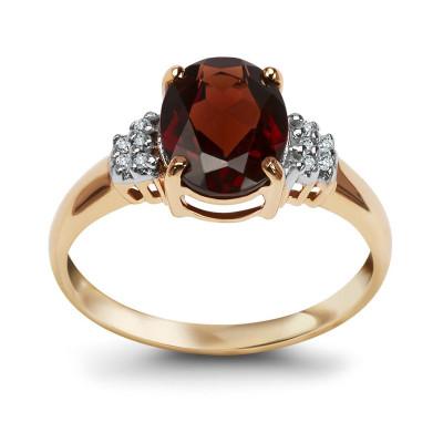 pierścionek-z-diamentami-i-granatem-1