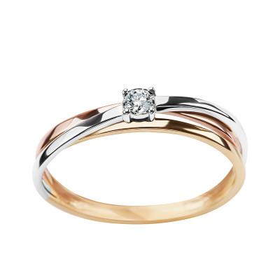 pierścionek-z-trójkolorowego-złota-z-diamentem--1