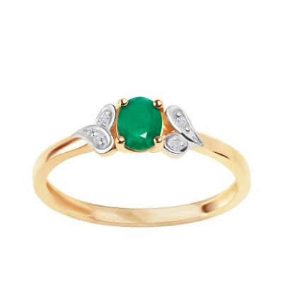 pierścionek-złoty-z-diamentami-i-szmaragdem-1