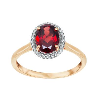 pierścionek-złoty-z-granatem-i-diamentami-1