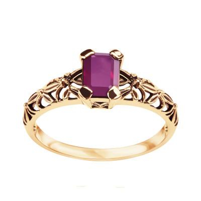 pierścionek-złoty-z-rubinem-kolekcja-wiktoriańska-1