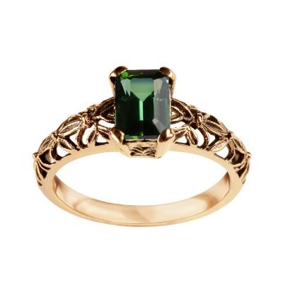 pierścionek-złoty-z-turmalinem-kolekcja-wiktoriańska--1
