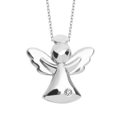 zawieszka-z-białego-złota-z-diamentem-anioł-1