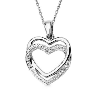 zawieszka-z-białego-złota-z-diamentem-serce--1