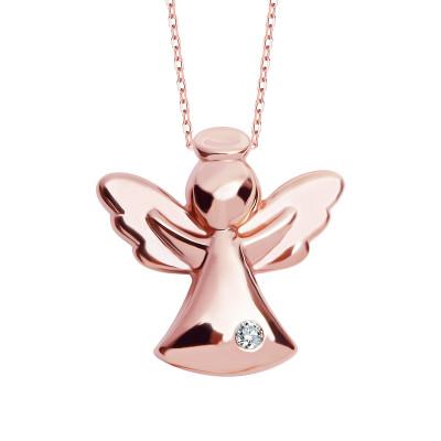 zawieszka-z-różowego-złota-z-diamentem-anioł-1
