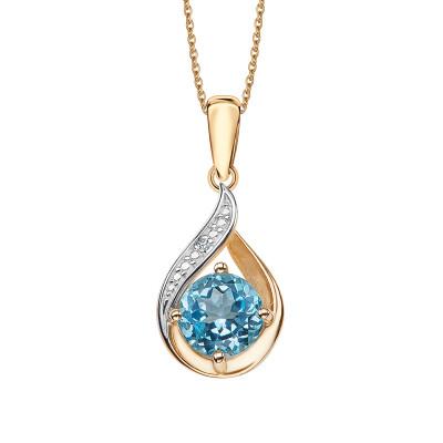 zawieszka-złota-z-diamentem-i-topazem-1