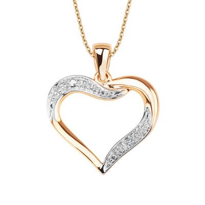 zawieszka-złota-z-diamentem-serce-1