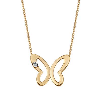 naszyjnik-złoty-z-diamentem-motyl-1