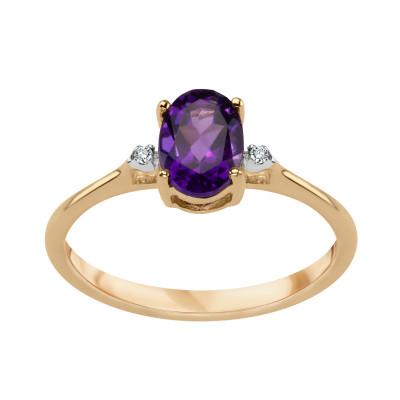 pierścionek-z-żółtego-złota-z-diamentami-i-ametystem-1