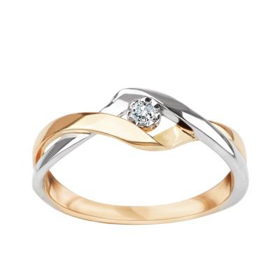 pierścionek-z-dwukolorowego-złota-z-diamentem-1