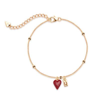 queen-of-hearts-bransoletka-srebrna-pokryta-złotem-1