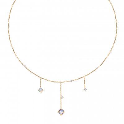 naszyjnik-złoty-z-diamentami,-opalami,-topazem-i-kamieniem-księżycowym-cassiopeia-1