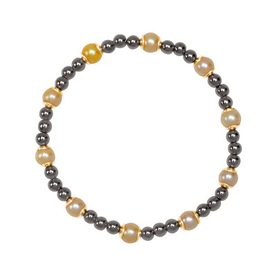bransoletka-z-hematytem-i-perłami-yes-palette--1
