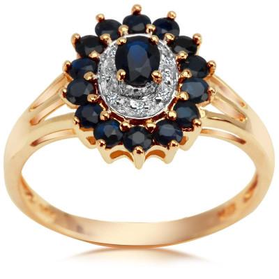 pierścionek-złoty-z-diamentami-i-szafirami-1