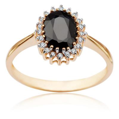 pierścionek-złoty-z-diamentami-i-szafirem-1