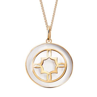 zawieszka-złota-z-bezbarwną-żywicą-morocco-1