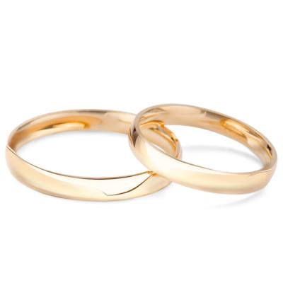 złote-obrączki-klasyczne-polerowane-(szerokość-3-mm)-1