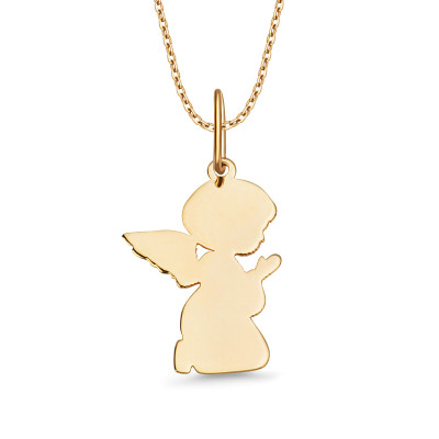 zawieszka-złota-anioł-mini-1
