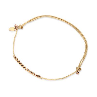 bransoletka-złota-na-sznurku-hippie-1